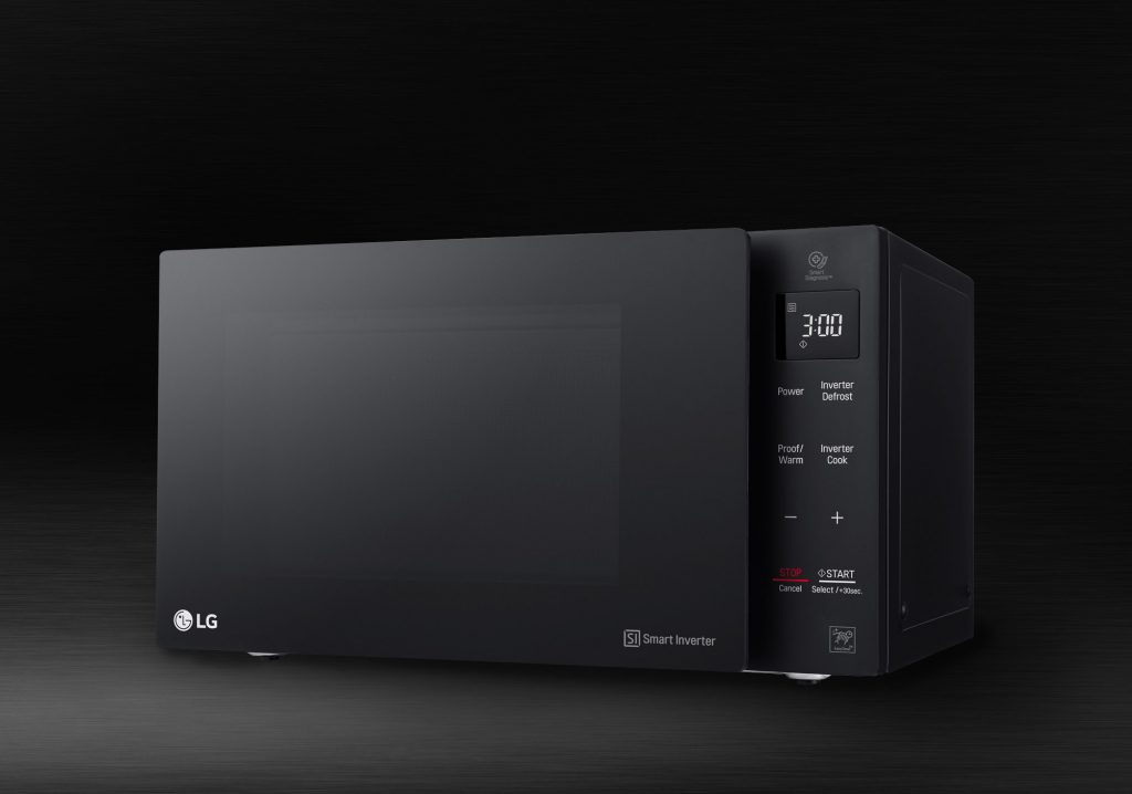 LG Kitchen MH6535GPS microonde